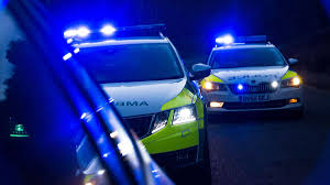 Police Car Lights Uk Whats It Like To Drive A Police Car Auto Trader Uk