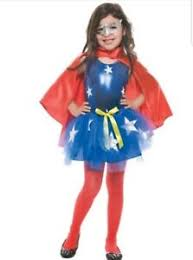 Charades Costume Size Chart Details About Charades Supergirl Tutu Set Halloween Costume Girls Size Xs M L Usa Seller D44