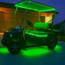 Golf Cart Underbody Lights Golf Cart Led Light Kits