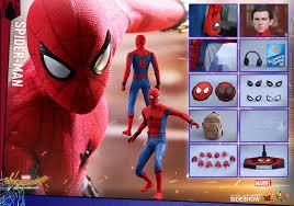 spider man prototype shown