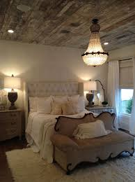 rustic bedroom lighting. french rustic country bedroom love the reclaimed wood ceiling lighting