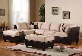 microfiber sectional sofa com case andrea milano 3 piece microfiber faux leather