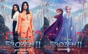 anna elsa in frozen 2