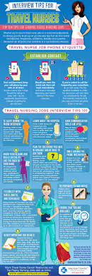 do s don ts for a nursing interview infographic great tips this infographic will help nurses brush up on phone nursing job interview tips that are