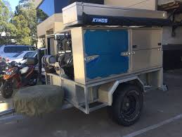 Camper Trailer Kitchen Building The Camp Kitchen Tags Expedition Camper Trailer Home