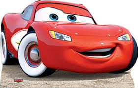 mcqueen movie. Delighful Movie Lightning McQueen  Cars Movie Lifesize Cardboard Cutout Throughout Mcqueen I