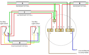 2 ways switch wiring diagram Wiring Diagram For Two Way Light Switch 2 way switch wiring diagram ceiling rose wiring diagrams wiring diagram for a two way light switch