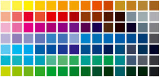 Colourtone Colour Chart What Does Colour Hue Value Tone Shade And Tint Mean When