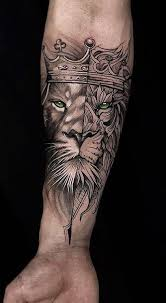 You can upload your own tattoo designs and share them with the world! Lion Tattoo Meaning Lion Tattoo Ideas For Men And Women With Photos Tattoos Sleeve Tattoos Lion Forearm Tattoos
