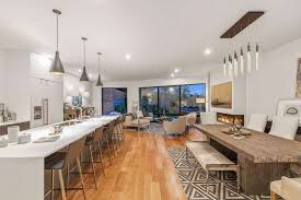 the great room at 844 duncan st in noe valley features hardwood flooring a