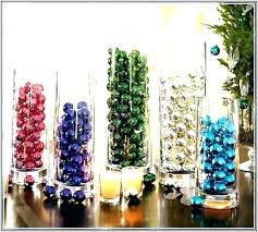 vase decoration ideas glass door for school flower decor beautiful cylinder centerpiece idea