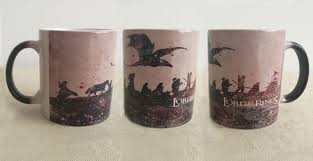 The <b>Lord</b> of the Rings mugs Not all those who wander are lost LOTR ...