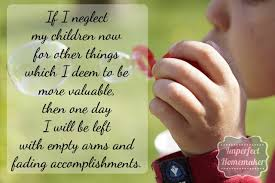 Christian Quotes About Moms Best of Thoughts On The Sacrifice Of Motherhood Imperfect Homemaker