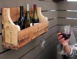 pallet wine rack instructions. Step 23: Repeat And\u2026SCENE! Pallet Wine Rack Instructions