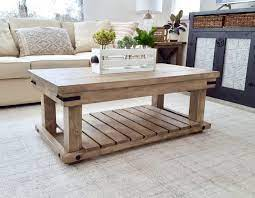 This basic project includes free plans for the storage coffee table which is suitable for beginners as well. 60 Diy Coffee Table Plans And Ideas With Form And Function
