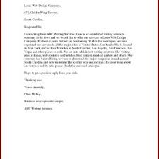 Termination Of Cleaning Services Letter Sample Letter Of Termination Service Contract Archives