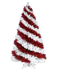 Red Ashley Prelit Christmas Tree By Sterling Tree Company  Bring Red Artificial Christmas Trees