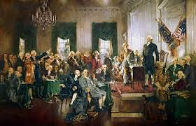 dom from unreasonable search and seizure definition painting of signing of constitution