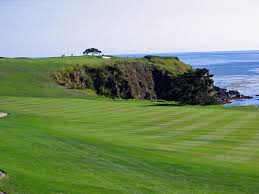 Image result for pebble beach 9th hole