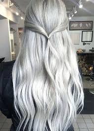 Blonde Grey Hair Silkscreening Me