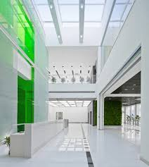 office cube design. jinqiao 21 office / space cube design lab d