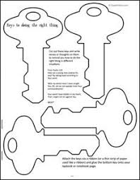 house key outline. \ House Key Outline