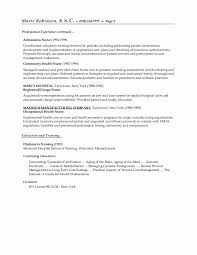 Professional Objective For Nursing Resume Objective For Nursing Resume 100 Registered nardellidesign 15