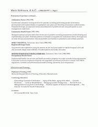 Professional Objective For Nursing Resume Objective For Nursing Resume 100 Registered nardellidesign 15