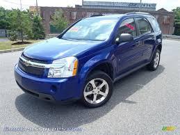 2007 Chevrolet Equinox LS in Laser Blue Metallic - 091633   Cool ...