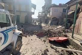 Magnitude Haiti Earthquake Soars ...