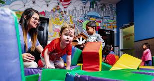 fun safe childcare