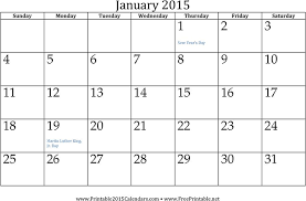 January 2015 Calendar Template January 2015 Calendar Template Free Download Speedy Template