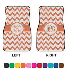 chevron car floor mats.  Mats Chevron Car Floor Mats Front Seat Personalized Durable Service For L