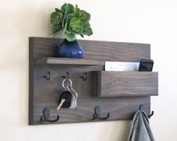 Coat Rack Mail Organizer