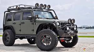jeep wrangler modification accessories