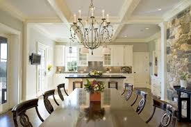 aluminum casting ideas with traditional dining room also black chandelier coffered ceiling dining granite gray open