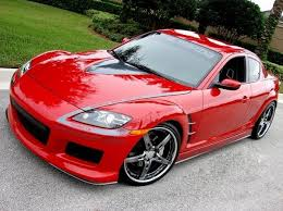 mazda rx8 modified red. southwestengines modified mazda rx8 2007 rx8 red