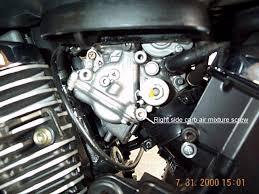 honda shadow carburetor diagram honda image wiring adjusting the mixture screws vt750dc com on honda shadow carburetor diagram