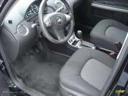 Ebony Black Interior 2007 Chevrolet HHR LT Photo #39361696 ...