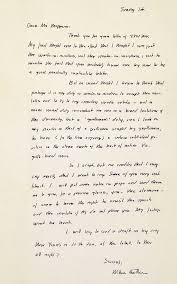 faulkner at virginia introduction and contexts faulkner papers letter