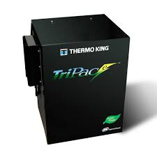 auxiliary power units apu unit for trucks thermo king tripac e® battery apu