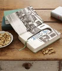 2 book box for remote control