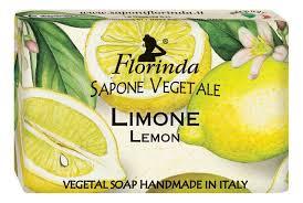 Купить <b>натуральное мыло Passione Di</b> Frutta Limone Florinda в ...