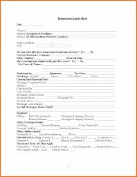 7 quote sheets itinerary template sample auto insurance quote sheet template