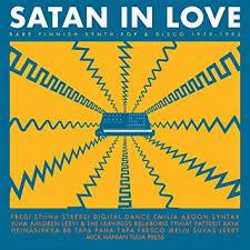 Pop Charts 1979 Various Satan In Love Rare Finnish Synth Pop Disco