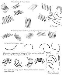 Cartooning Exercises For Beginners In 2019 Drawing For
