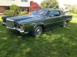 1971 Lincoln MK 3 for sale #2002846 - Hemmings Motor News