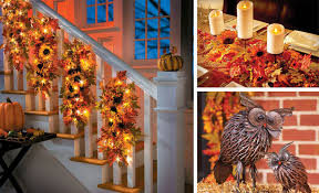 Indoor Fall Decor