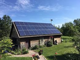 com 5000w 5kw solar panel kit grid tie and ground mount system 5000 watt diy garden outdoor