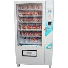 Cup Of Noodles Vending Machine Magnificent China Cup Noodle Vending Machine KM48N China Cup Noodle Vending